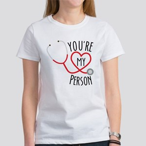 Grey's Anatomy You're My P Women's Classic T-Shirt